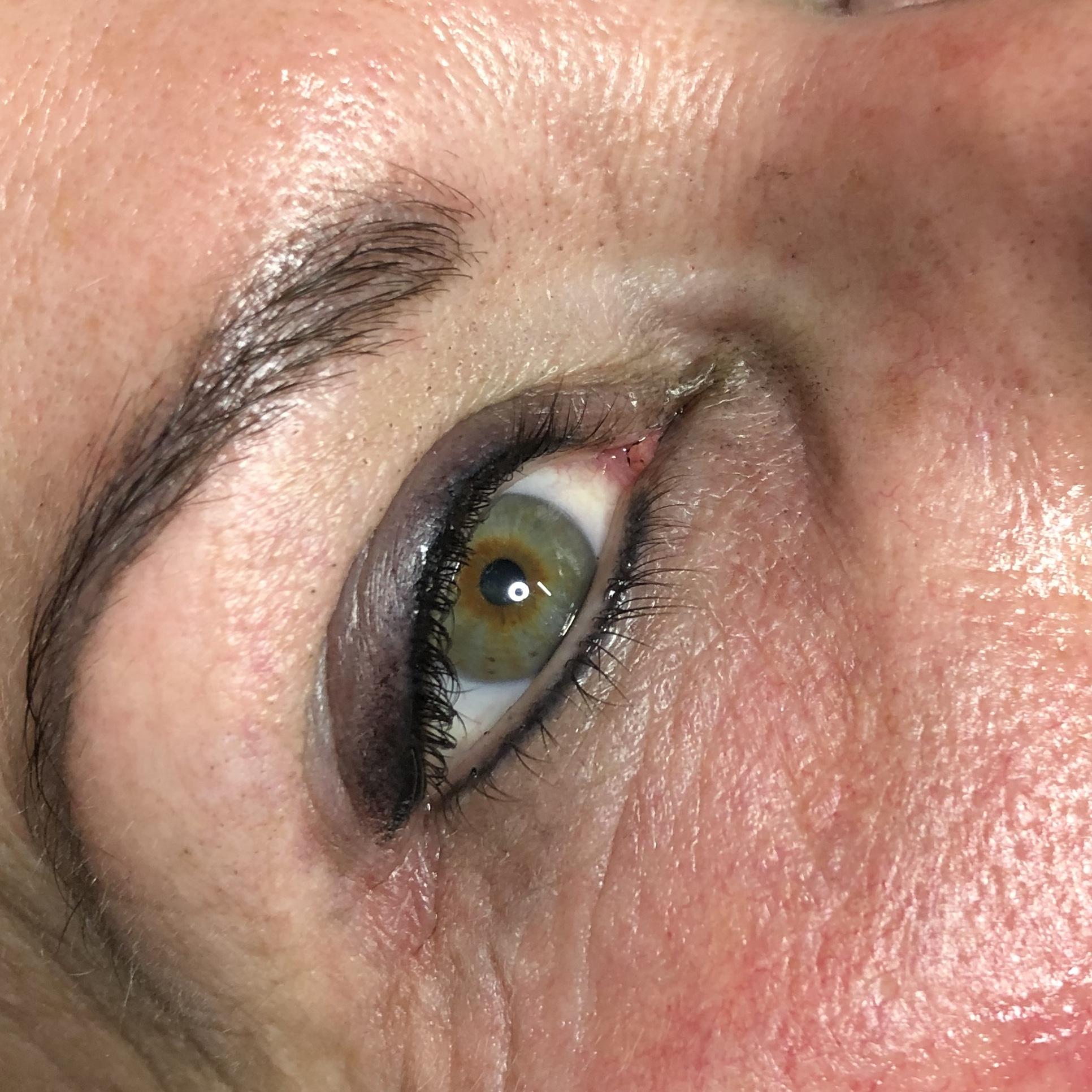 Smokey eyeliners